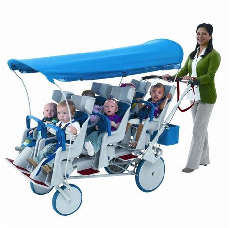 6 passenger toddler daycare stroller child baby car seat 919 | a2a5cda16a39017e55e217ac00262dfc