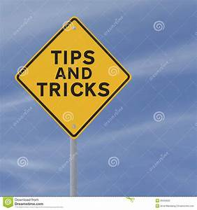 Tips And Tricks Stock Photo  Image Of Guidance  Direction