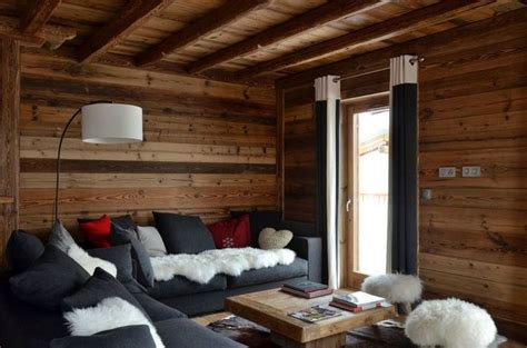 canapé chalet the 25 best chalet design ideas on chalets
