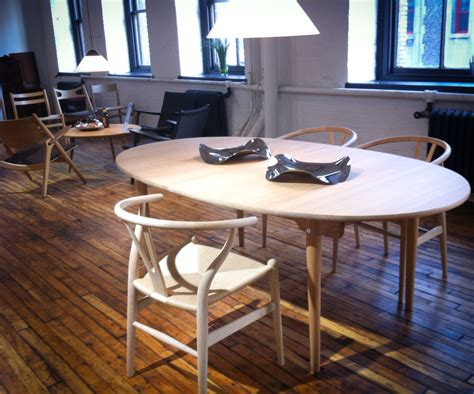 Carl Hansen & Son Showroom Opens in New York City   Danish Design Blog