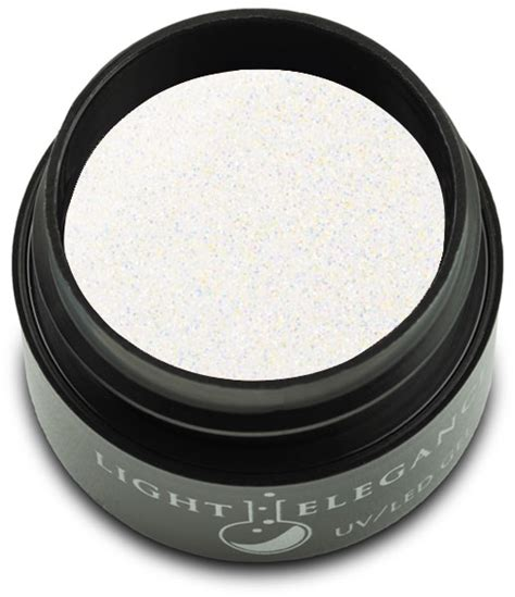 le light elegance uv led glitter gel 575 oz 17ml