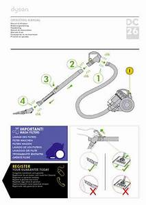 Dyson Dc26 Vacuum Cleaner Download Manual For Free Now