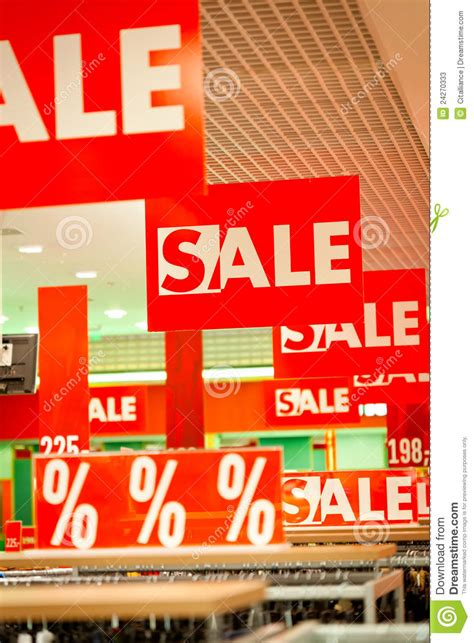 Search available jobs or submit your resume now by visiting this link. Lots Of Sale Signs In Clothing Store Stock Photos - Image: 24270333