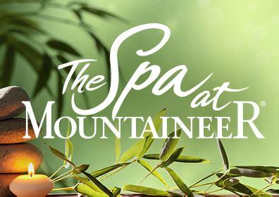 mountaineer spa   reservation mountaineer casino
