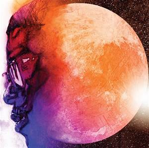 KiD CuDi – Man On The Moon: The End Of Day (Album Cover ...