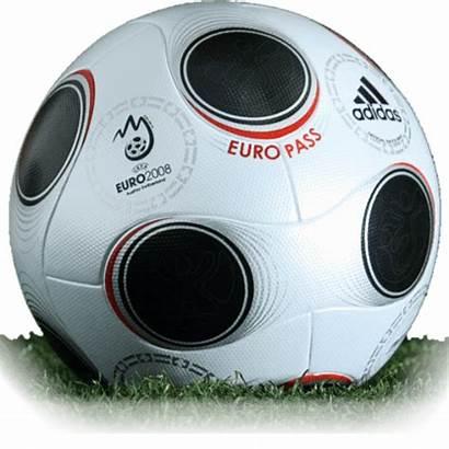 2008 Euro Ball Football Europass Balls Cup