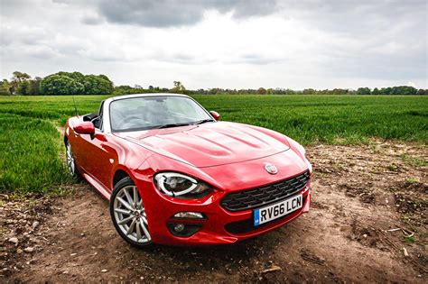 Fiat Spider by 2017 Fiat 124 Spider Review The Roadster