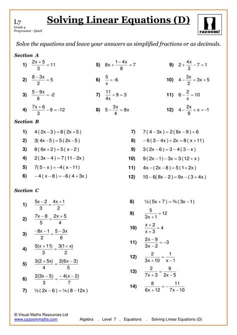 maths worksheets ks3 ks4 printable pdf worksheets