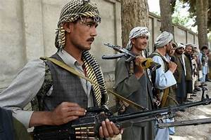 Afghanistan Turns to Former Mujahideen to Combat Taliban ...