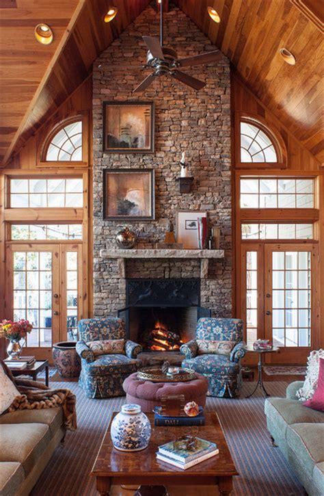 amazing fireplace design ideas  cozy rustic interiors