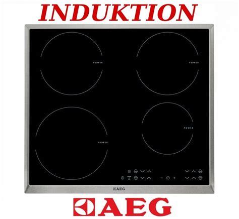 kochfeld induktion autark aeg induktions kochfeld cm