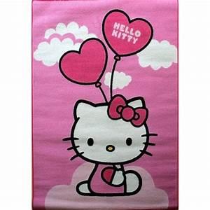 Chambre Hello Kitty : d corer une chambre d 39 enfant avec des accessoires et du petit mobilier hello kitty chambre d ~ Voncanada.com Idées de Décoration