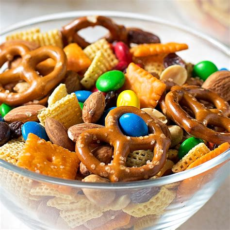 after school snack mix life made simple