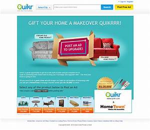 the exchange and upgrade offer by quikr hometown quikr With hometown furniture exchange offer