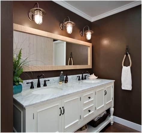 chic bathroom vanity lighting ideas