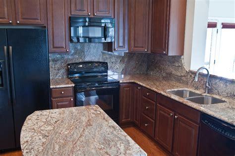 typhoon bordeaux granite traditional kitchen dc