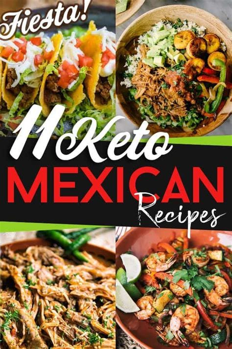 keto mexican recipes living chirpy