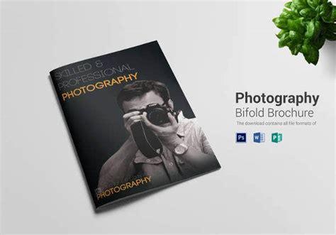 photography brochure template   psd ai vector