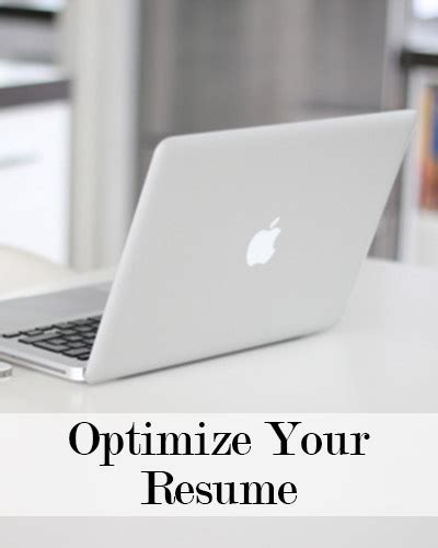 Optimize Your Resume tips from a recruiter optimize your resume levo league