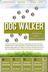 Permalink to Dog Walking Flyer Ideas