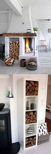 15, Amazing, Firewood, Rack, U0026, Best, Storage, Ideas
