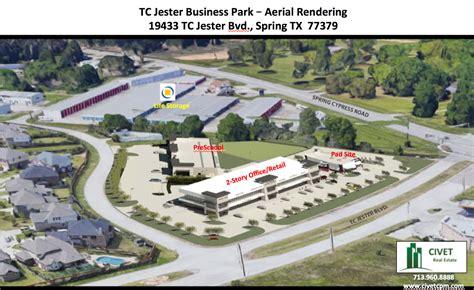 tc jester business park pad site and daycare preschool 886 | tc2