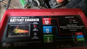Harbor Freight Battery Charger Repair