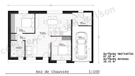 plan maison 4 chambre les maisons séniors