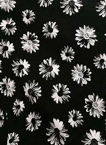 black and white adorb daisy - image #2310127 by Lauralai ...