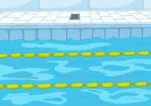 Cartoon Swimming Pool