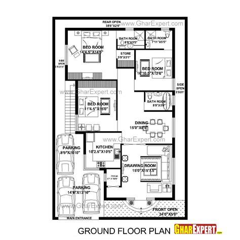 house plan   feet   feet plot   bedrooms