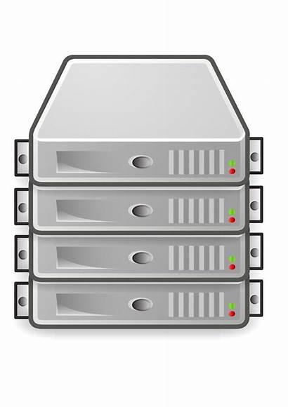 Server Database Servers Virtual Computer Svg Icons
