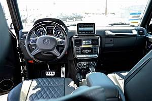 Mercedes g wagon interior pictures to pin on pinterest for Mercedes g wagon interior