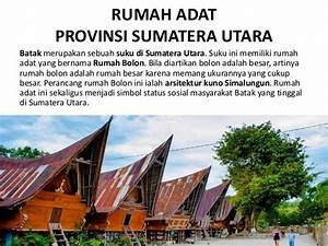 78 Gambar Dan Keterangan Rumah Adat Sumatera Utara HD