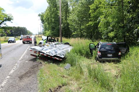 Three injured in accident near Wooster - News - Times ...