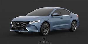 2020 Mitsubishi Galant/380 imagined - ForceGT com