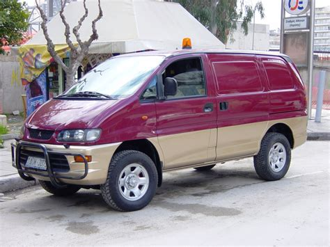 Mitsubishi L400 by Mitsubishi L400 Pictures Information And Specs Auto