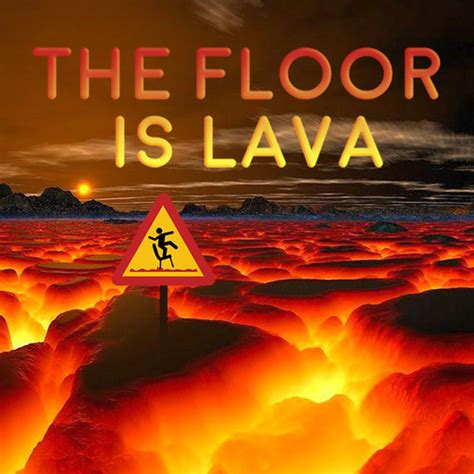 lava l floor the floor is lava game challenge wiki guide gamewise