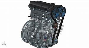 3 cylinder engine design for University Main Project - NX ...