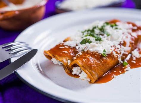 Receta Enchiladas de Requesón - TuriMexico