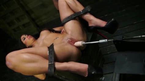 Extreme Machine Sex And Bondage Torture