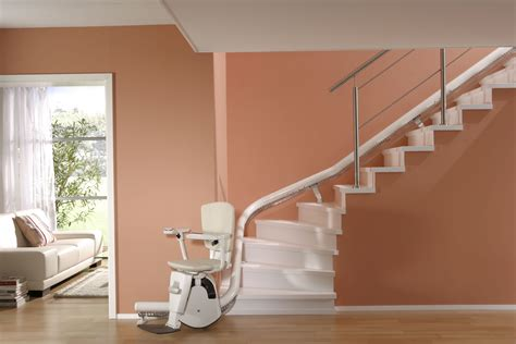 curved chair stairlift european platform and stairlift