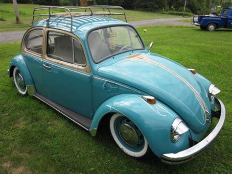 Volkswagen Beetle Customized by 1968 Volkswagen Vw Beetle Auto Stick Customized
