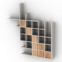 kitchen cabinet shelving 3d model shelf category quot shelves quot interior collection 2755