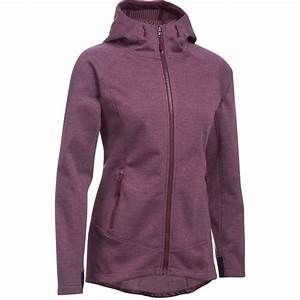 Under Armour Coldgear Infrared Dobson Hooded Softshell