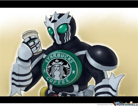 Ooo Meme - kamen rider ooo starbucks combo by simon cerezo 752 meme center