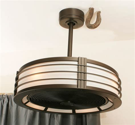 fan and lighting world bladeless ceiling fan brew home