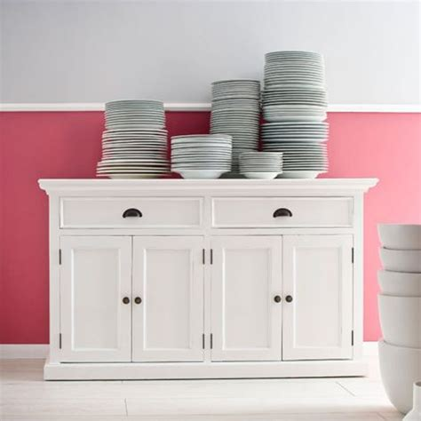 Shabby Chic Sideboard Uk by Whitehaven Shabby Chic Sideboard Buffet Available