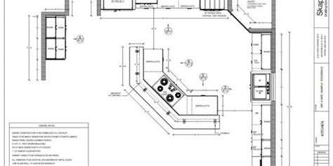 Kitchen Floor Plans  What You Should Know?  Blogalways