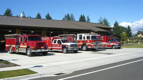 dupont wa fire chief quits  event  station firefighters